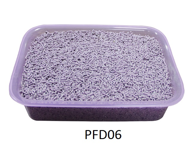 Lavender Cat Litter